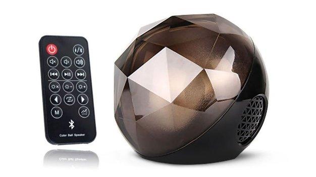 30% Descuento para Altavoz Bluetooth de Diseño