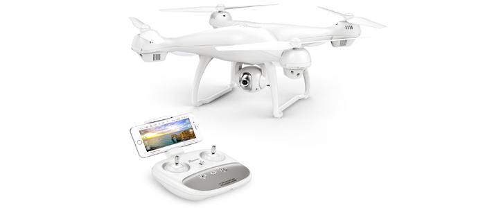Drone Potensic T35, fácil de usar y cámara excelente